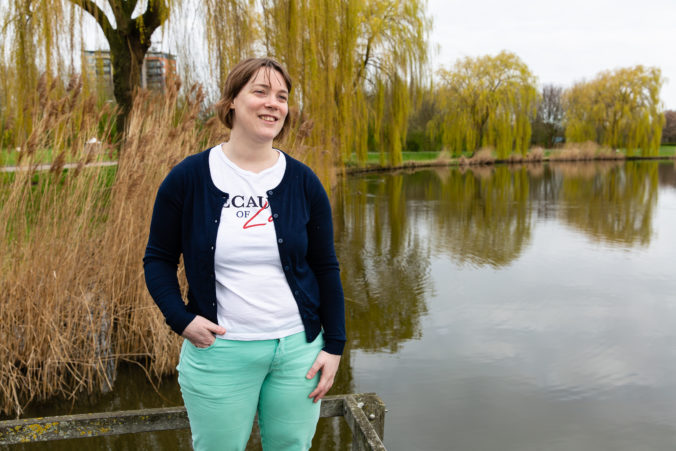 Marieke Flikweert Eigenaar van Tekstbureau Puntsgewijs